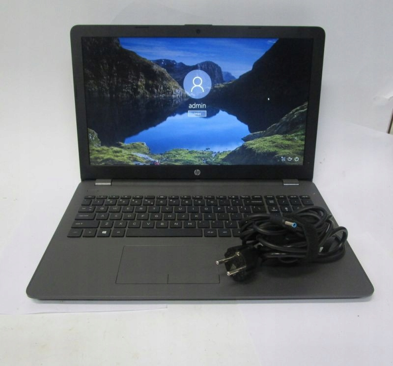 NOTEBOOK HP 255 G6 1TB HDD/4GB RAM/WIN10/ AMD A6!