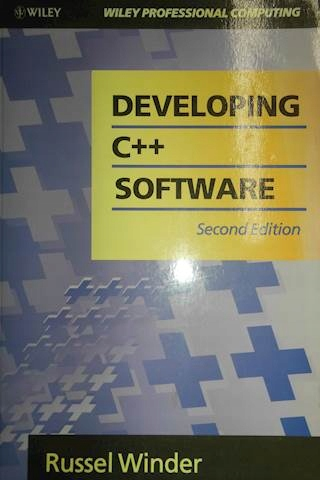 Developing C++ Software - Russel Winder 24h wys