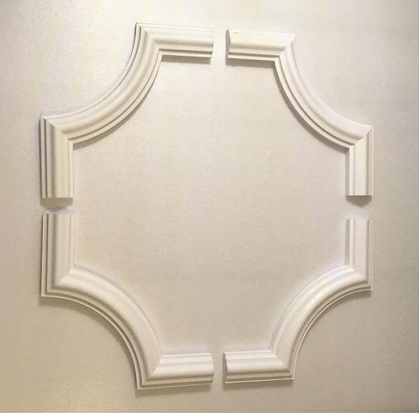 narożniki dekoracyjne sztukateria cena za 4szt.