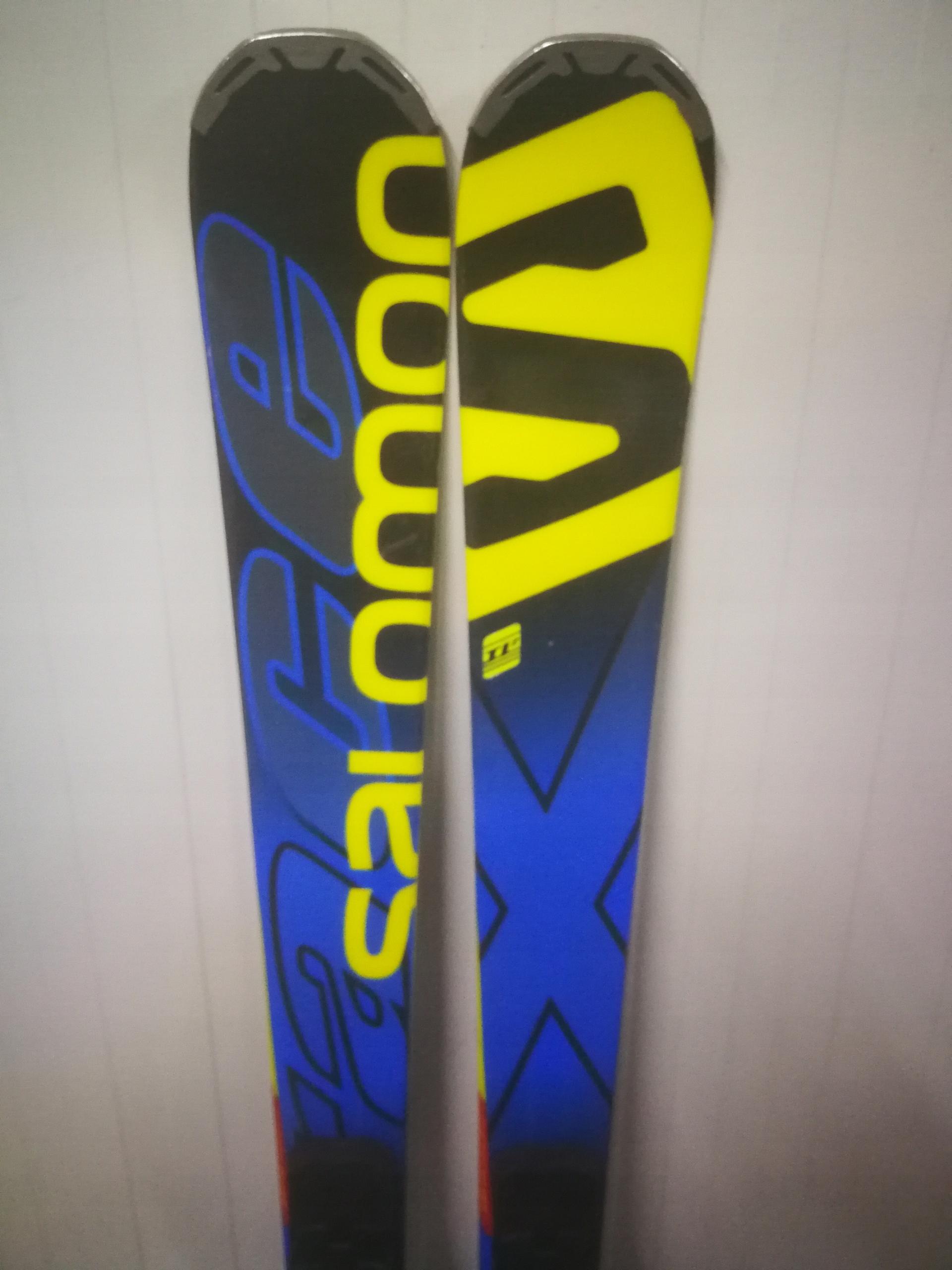 SALOMON X-RACE SW SL FTF R11 + S12 155cm