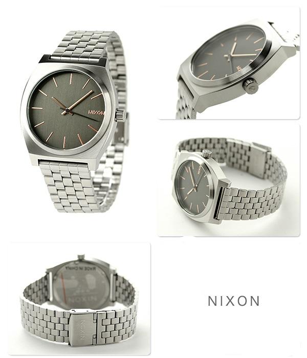 NOWY ZEGAREK NIXON TIME TELLER A0452064-00