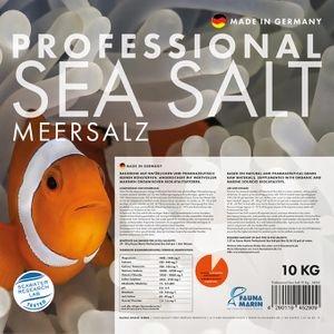 eRybka Fauna Marin Professional Sea Salt 10 kg