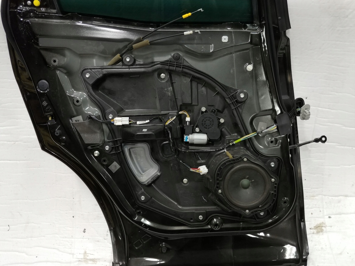Uszczelka drzwi LP LT mazda CX7 lift 2011 Europa
