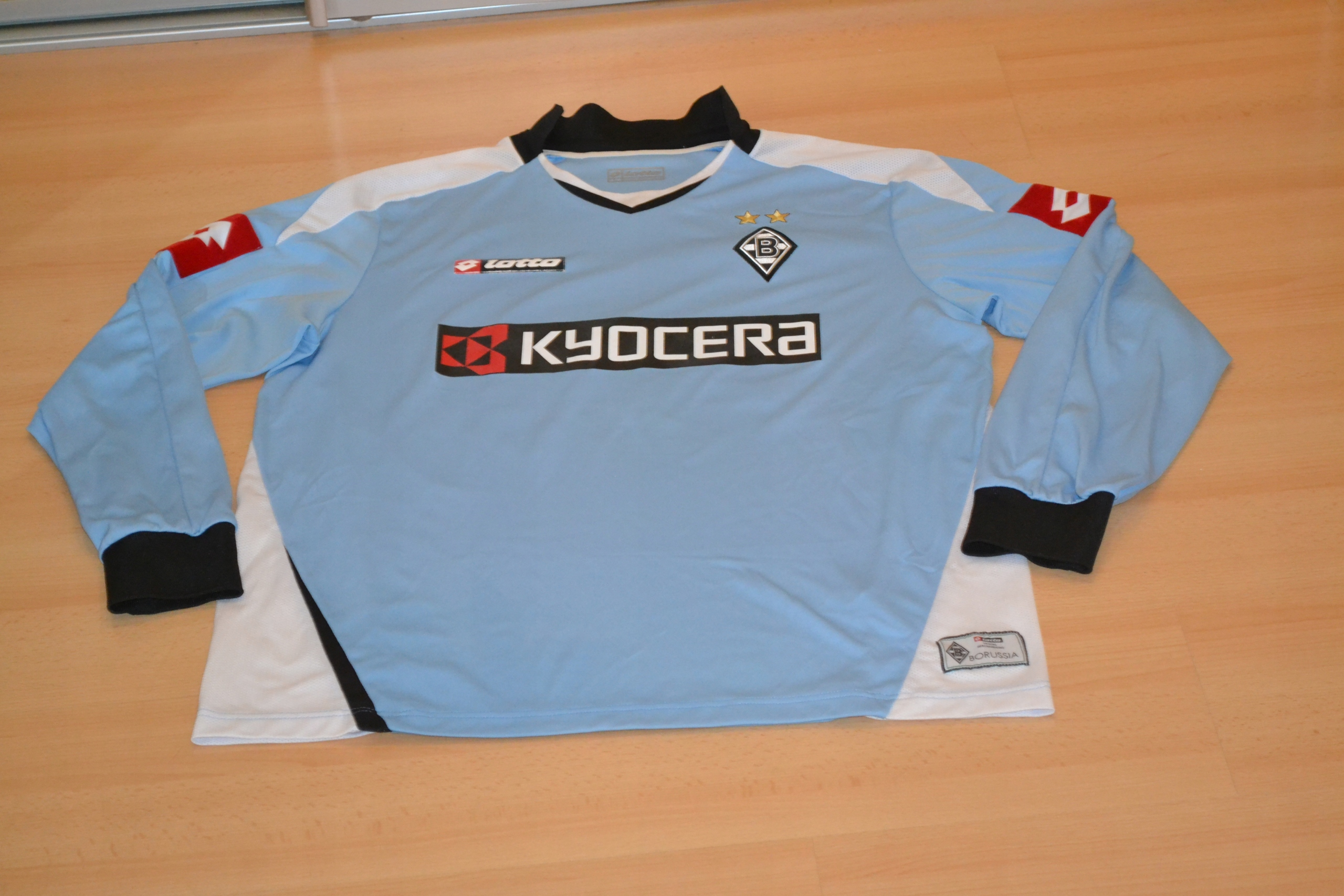 2007-08 Borussia Monchengldach trzecia