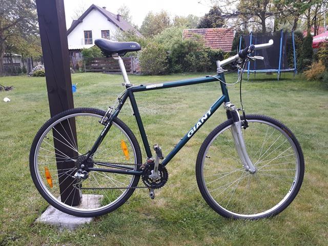 Giant X1000 koło 28, rama 23,5 rower stan dobry