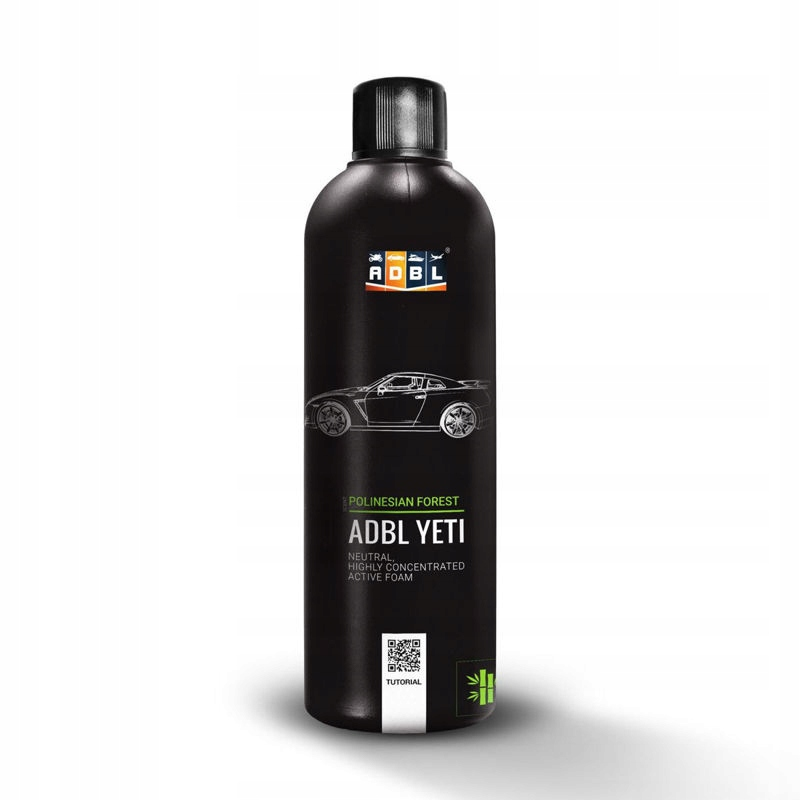 ADBL YETI POLINESIAN FOREST NEUTRALNA PIANA 500ml
