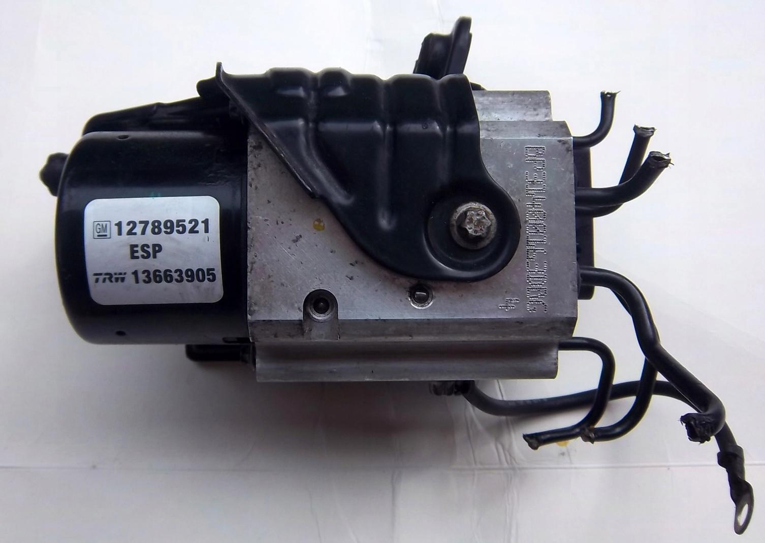 SAAB 93 2.2 TiD 2004 ESP 54084682E