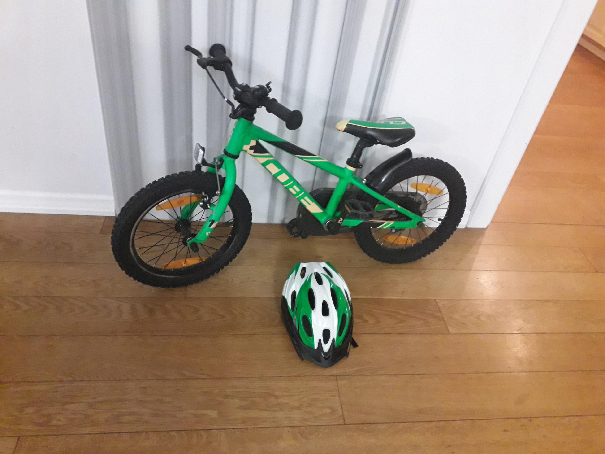 Rower dziecięcy CUBE KID 160