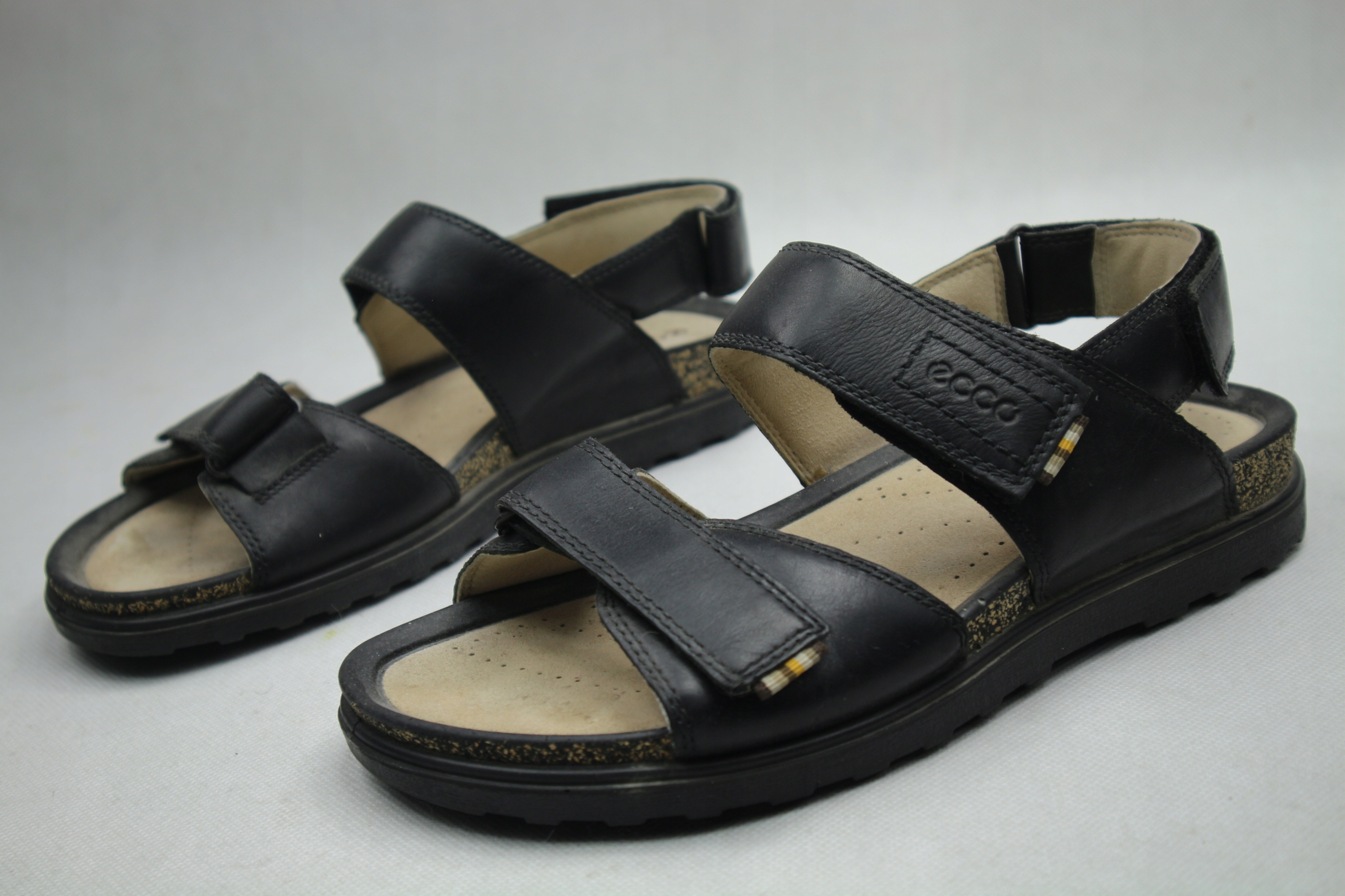 Ecco komfortowe sandały jak nowe 42 27