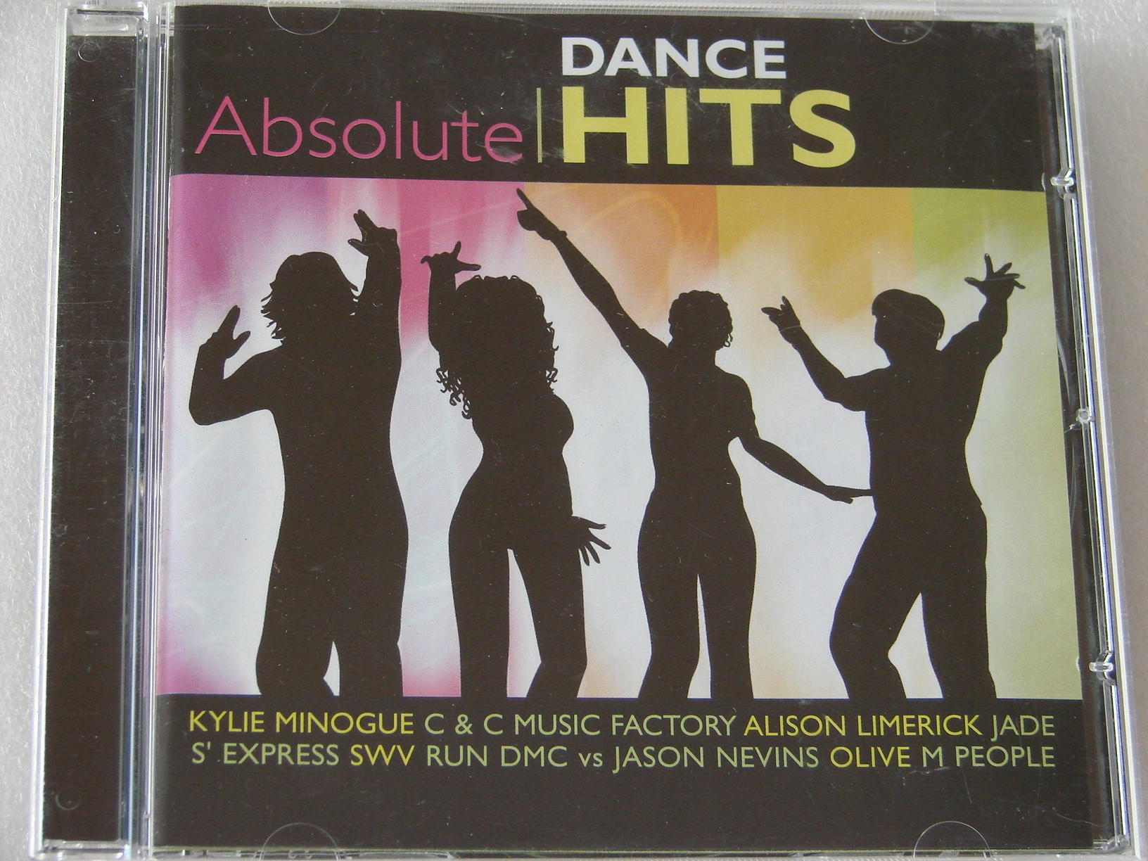 Various  Absolute Dance Hits CD 2007 UK IDEAŁ