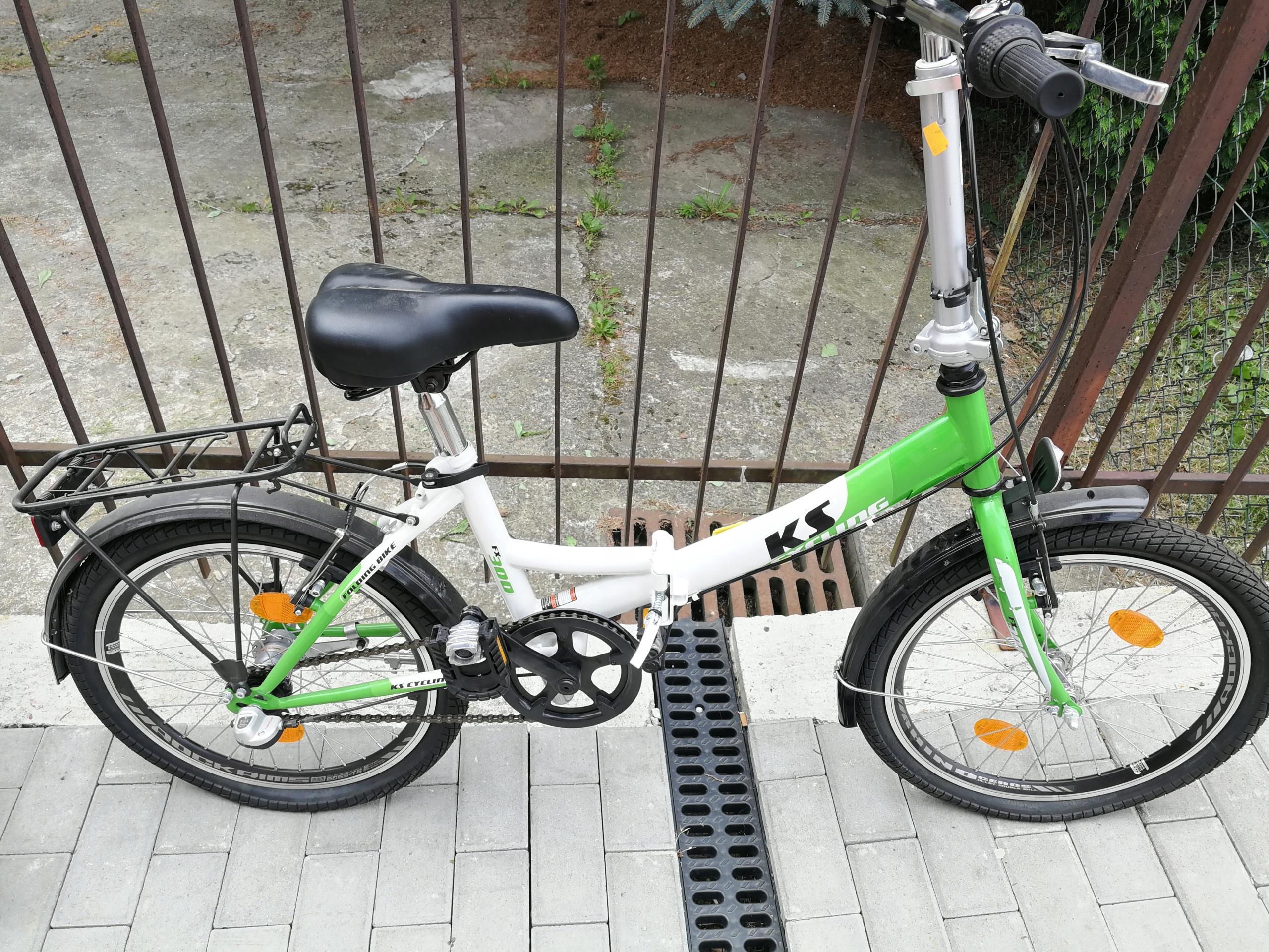 Rower składany FX 300 20 cali