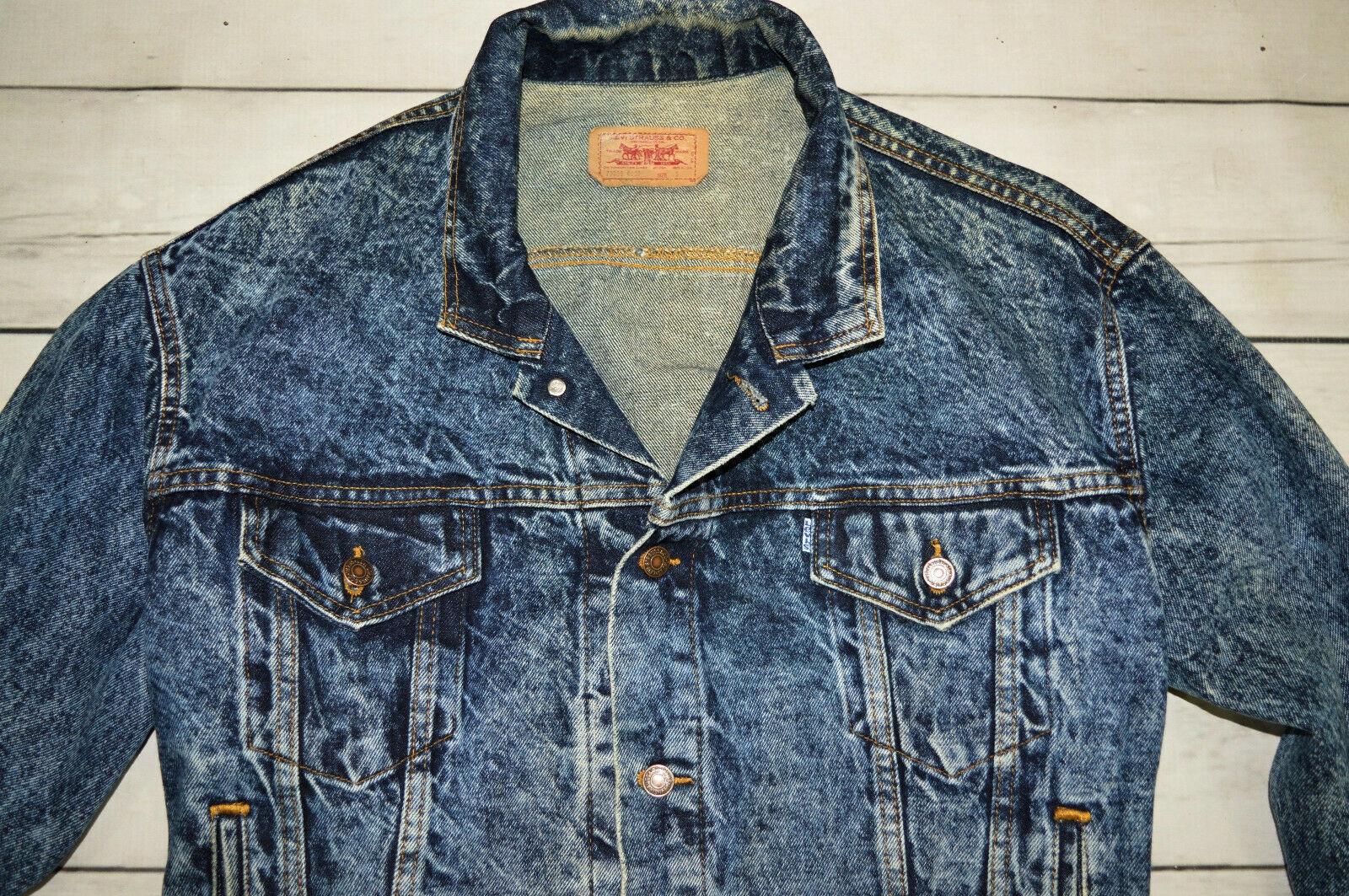 Levis _Vintage 80' katana USA marmurek 75068 r.S
