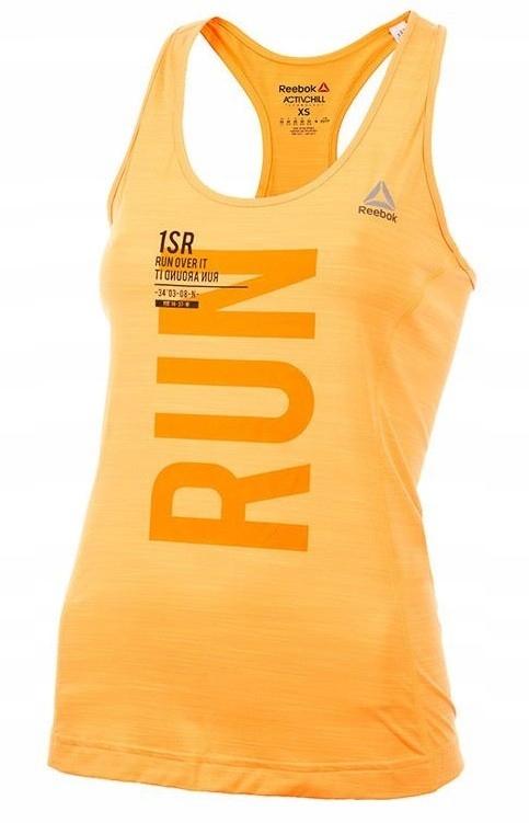 Koszulka damska Reebok bieganie BK1184 S