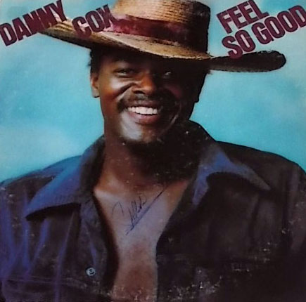 Danny Cox - Feel So Good (Lp U.S.A.) Super Funk