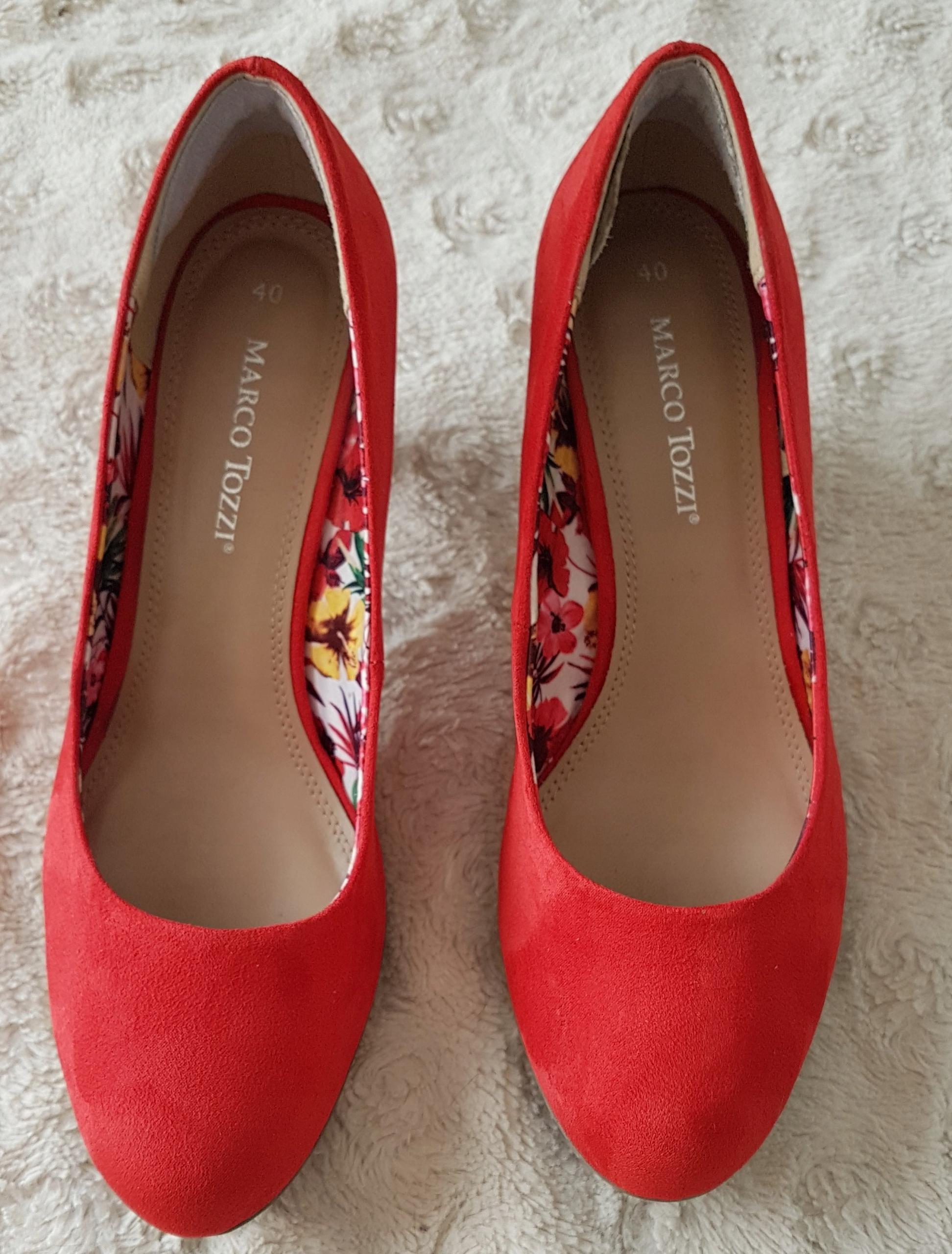Buty firmy MARCO TOZZI R.40