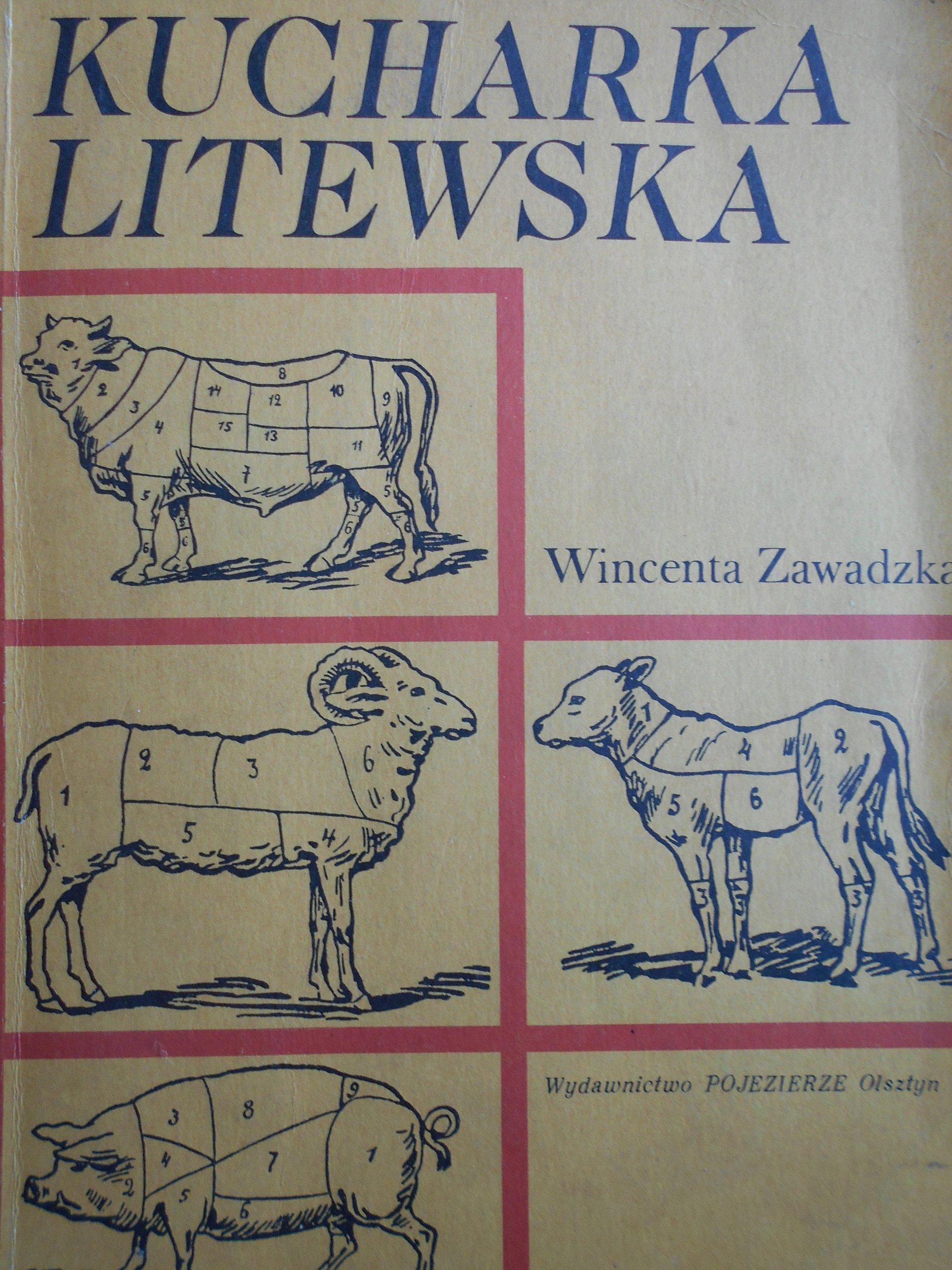 Kuchnia Litewska Zawadzka 7403339589 Oficjalne Archiwum Allegro