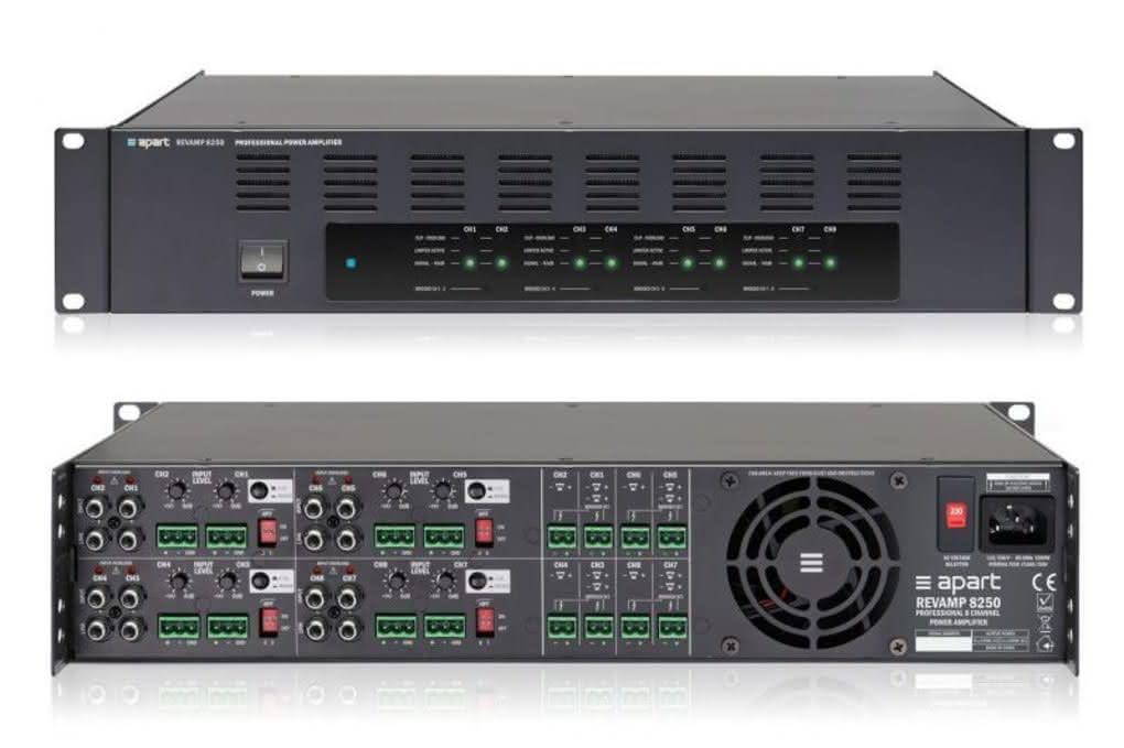 Apart Audio REVAMP8250 Wzmacniacz Mocy