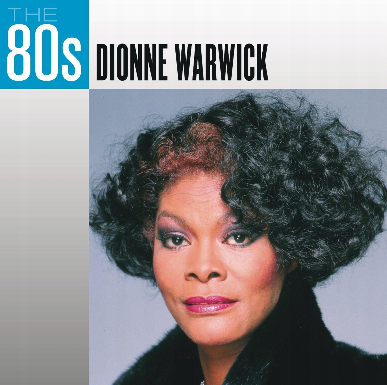 Dionne Warwick: 80s CD NOWA