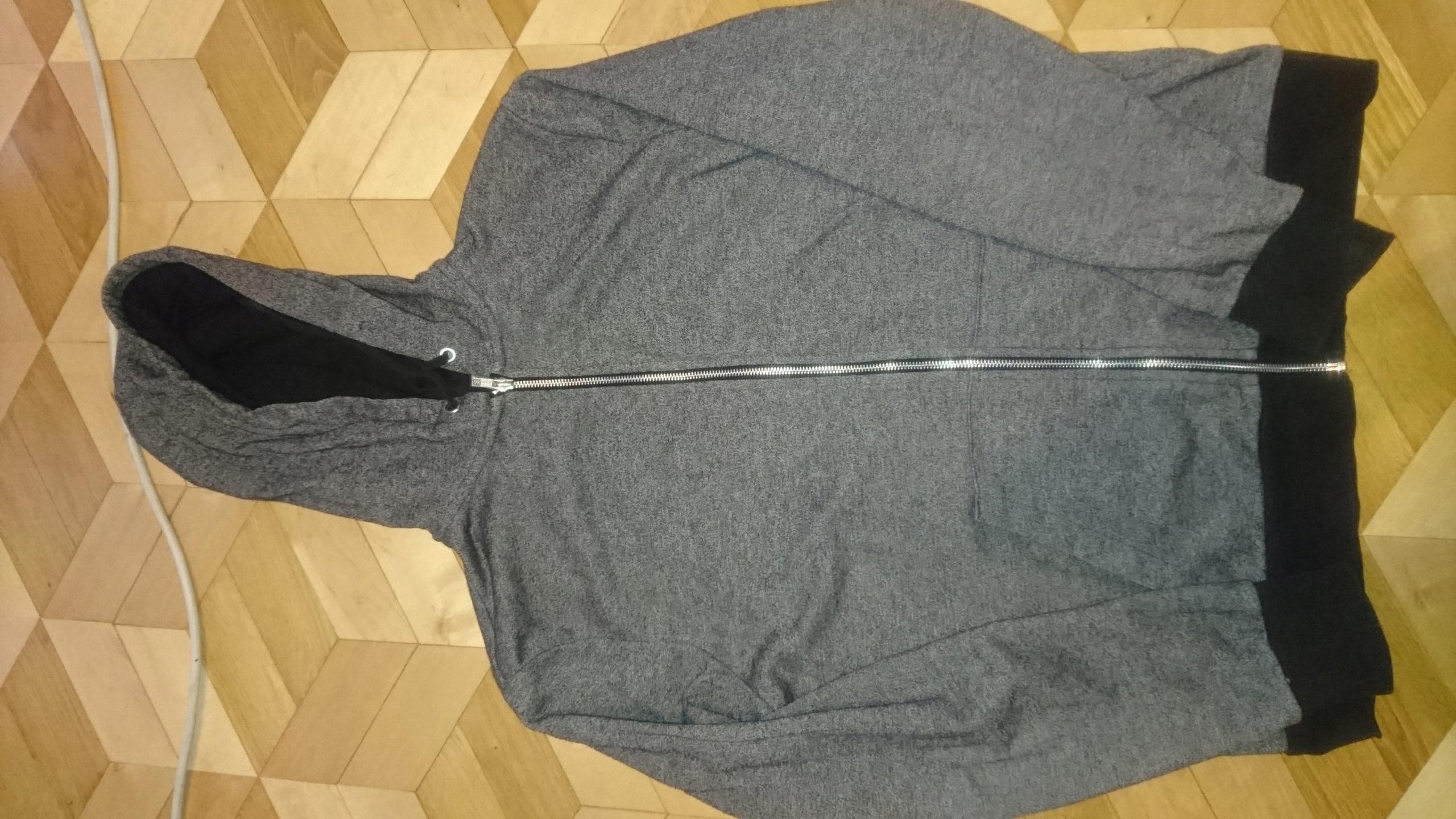 Paka ubrań męskich L i XL