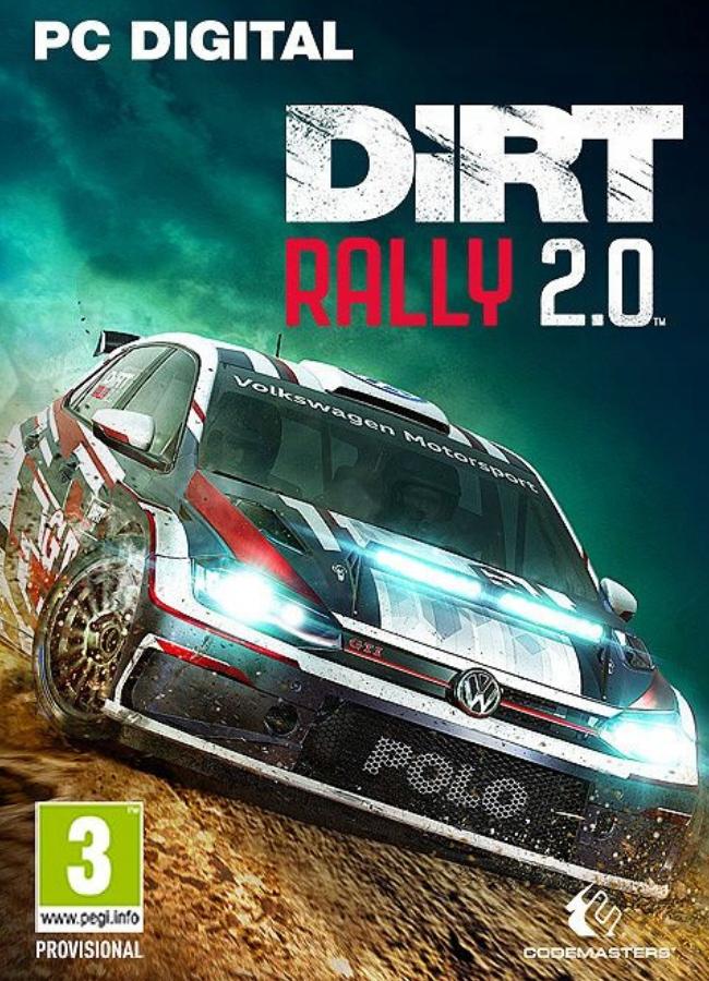 Dirt Rally 2.0 PC Klucz Steam