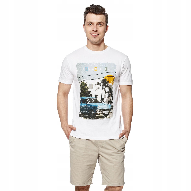 FEEWEAR (L) SS GABRIEL t-shirt koszulka męska
