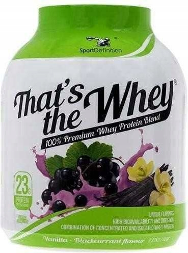 SportDefinition Sport Def. Thats the Whey 2,27 kg