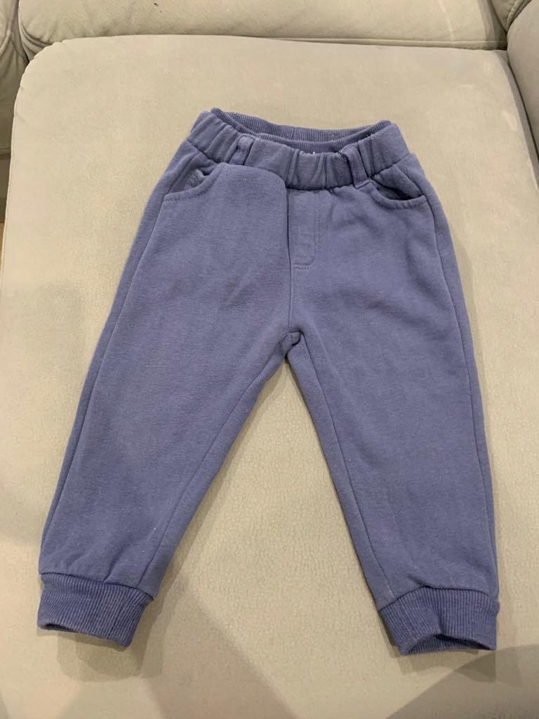 Smyk Cool Club spodnie granatowe 80