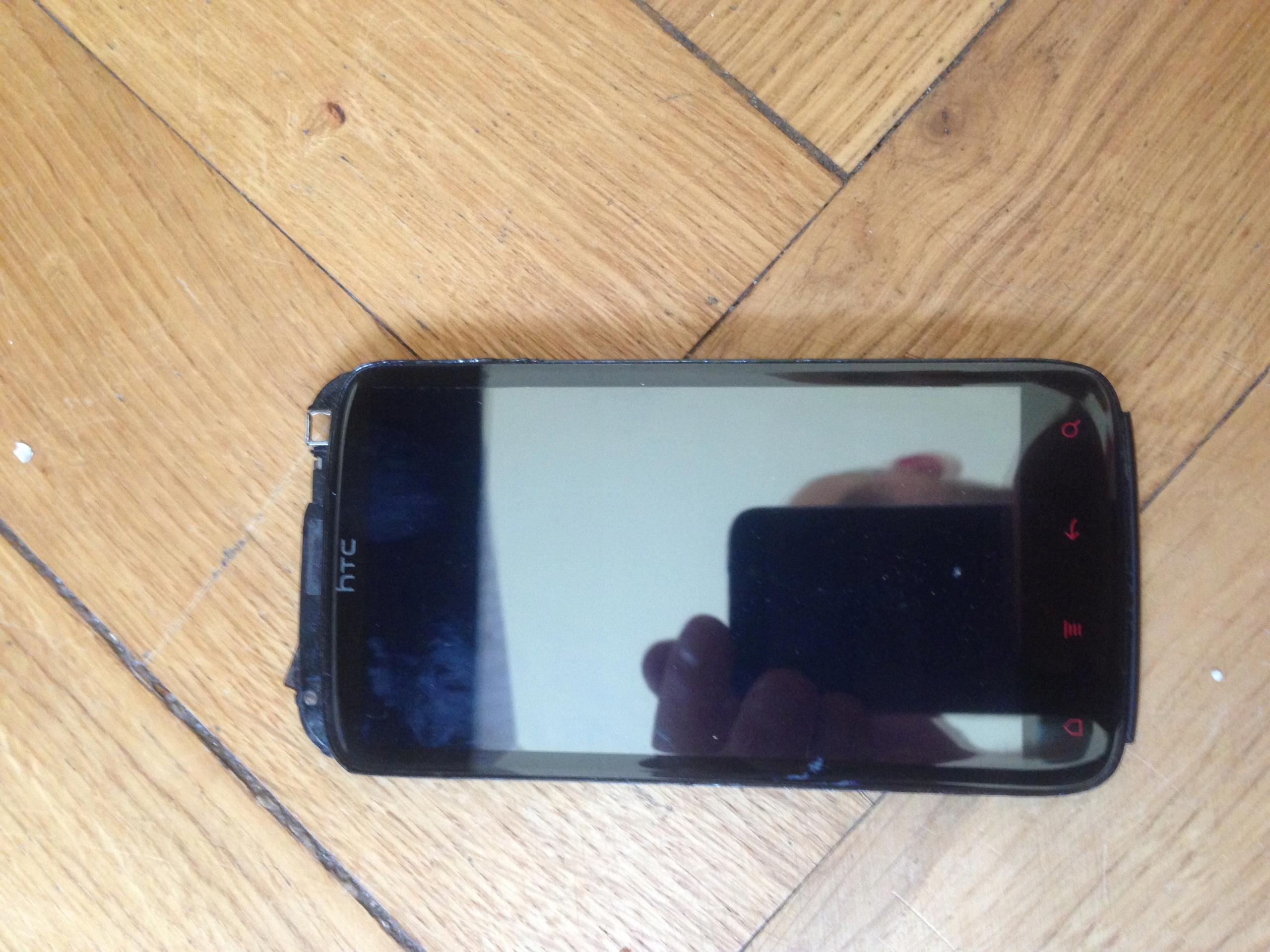 HTC Sensation XE Ekran Rama LCD nn Oryg