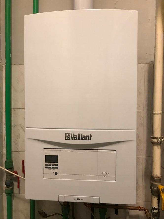 Kocioł dwufunkcyjny Vaillant ecoTEC pro - nowy z 6