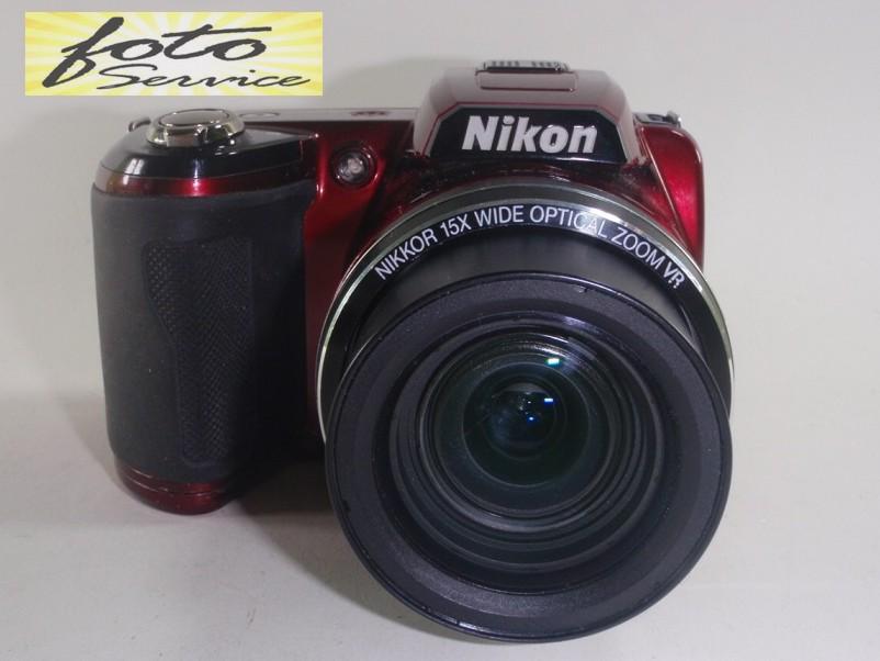 Nikon Coolpix L110 elektronika płyta główna
