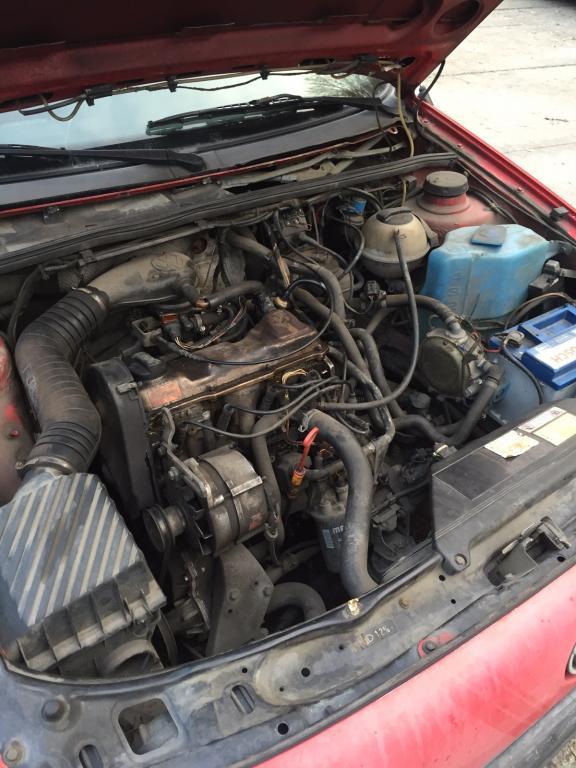 VW PASSAT B3 1.8  SKRZYNIA BIEGÓW GWARANCJA ADAX