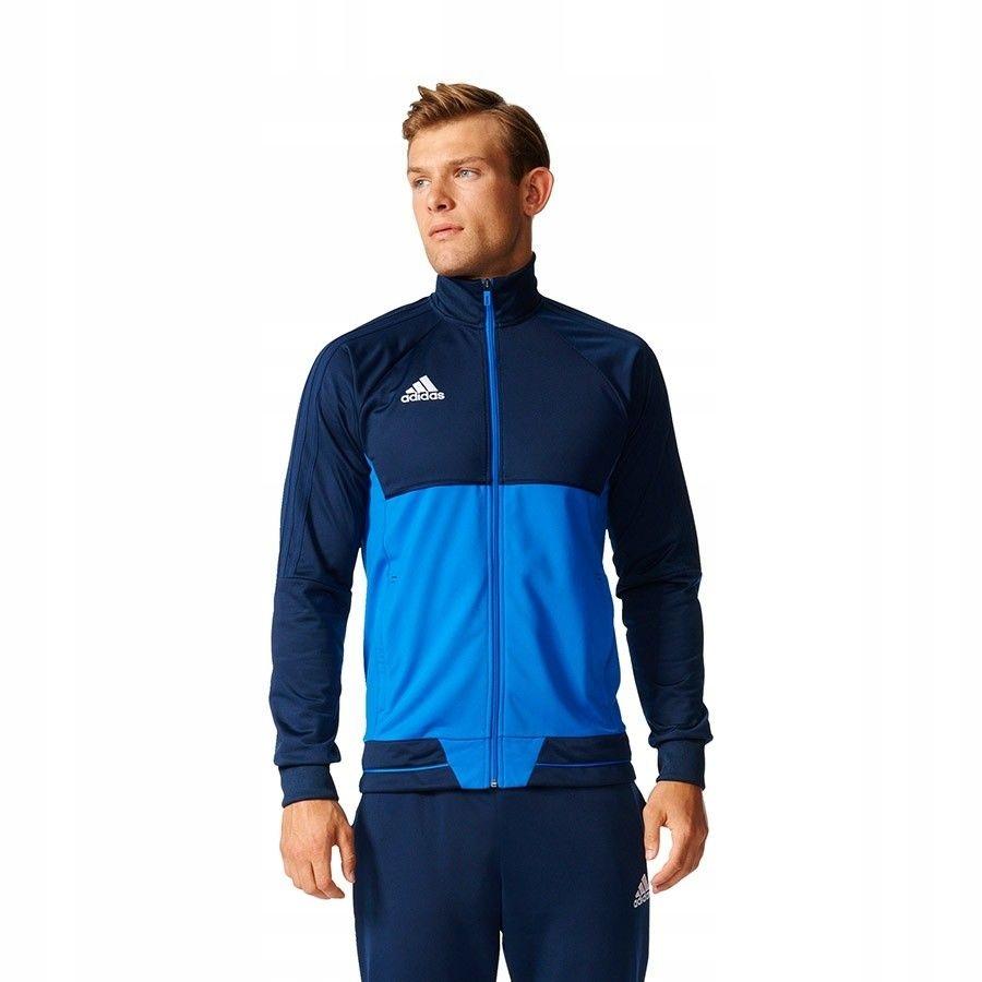 Bluza adidas Tiro 17 BQ2597 - GRANATOWY; XXL