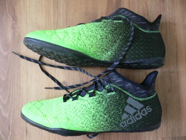 Adidas X Tango 16.1 IN 43 1/3 wkł. 27,5 jak nowe!
