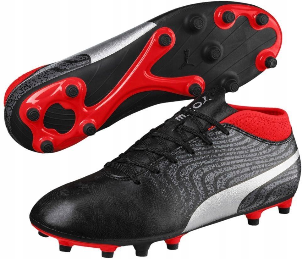 Puma Buty piłkarskie One 18.4 FG czarne r. 46 (104