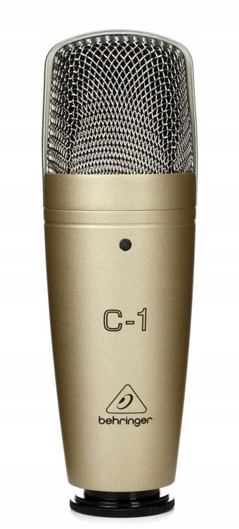 Mikrofon pojemnościowy Behringer C-1