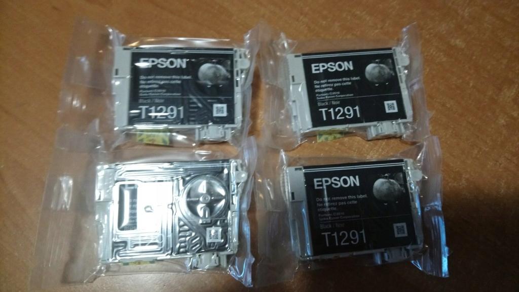 Tusz Epson T1291