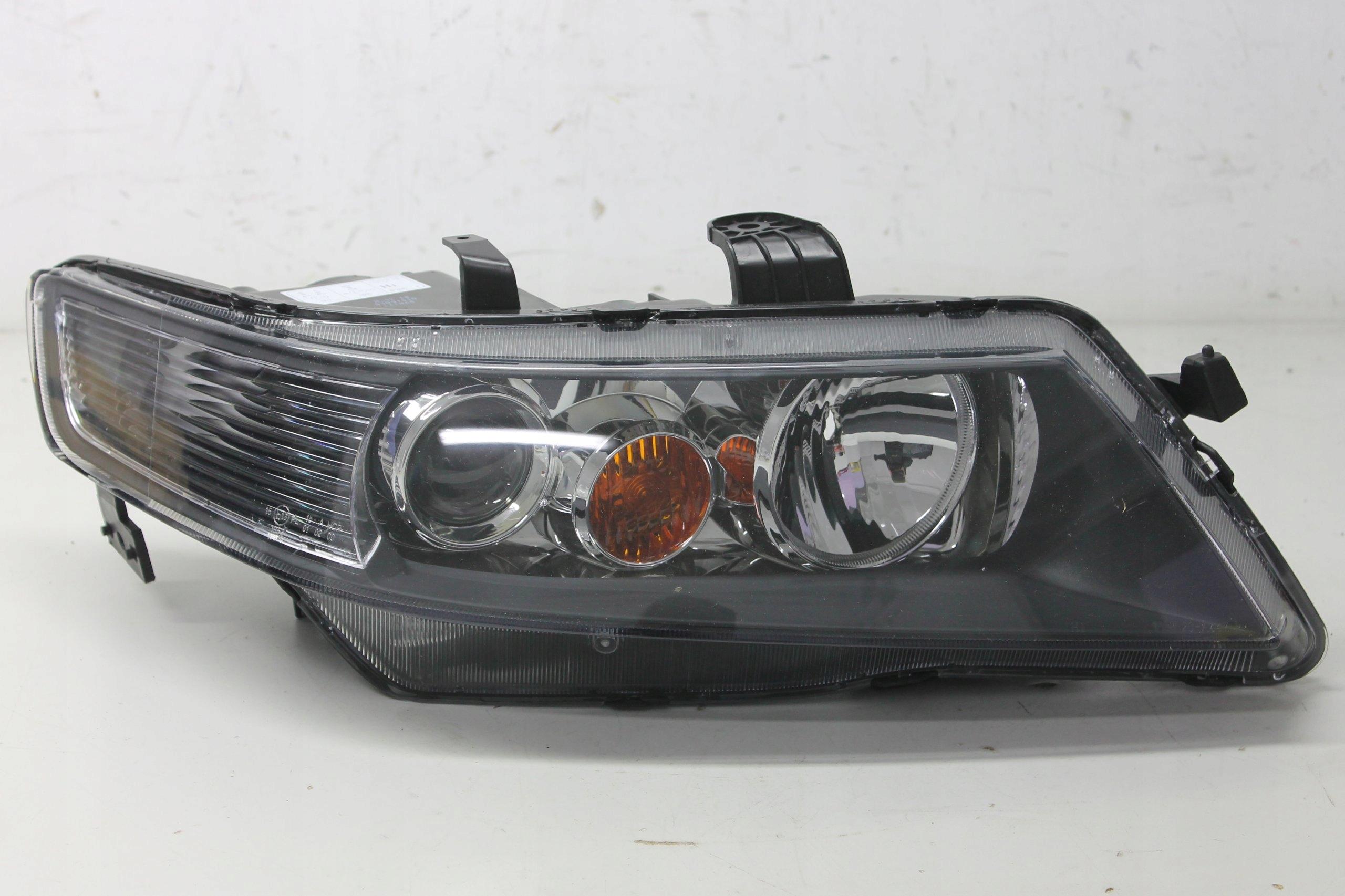 Honda Accord Vii Lampa Przednia Prawa Uk 7078368333