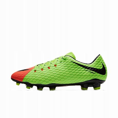 szerokie odmiany najwyższa jakość oficjalne zdjęcia Buty piłkarskie Nike Hypervenom Phelon 3 FG r 46 ...