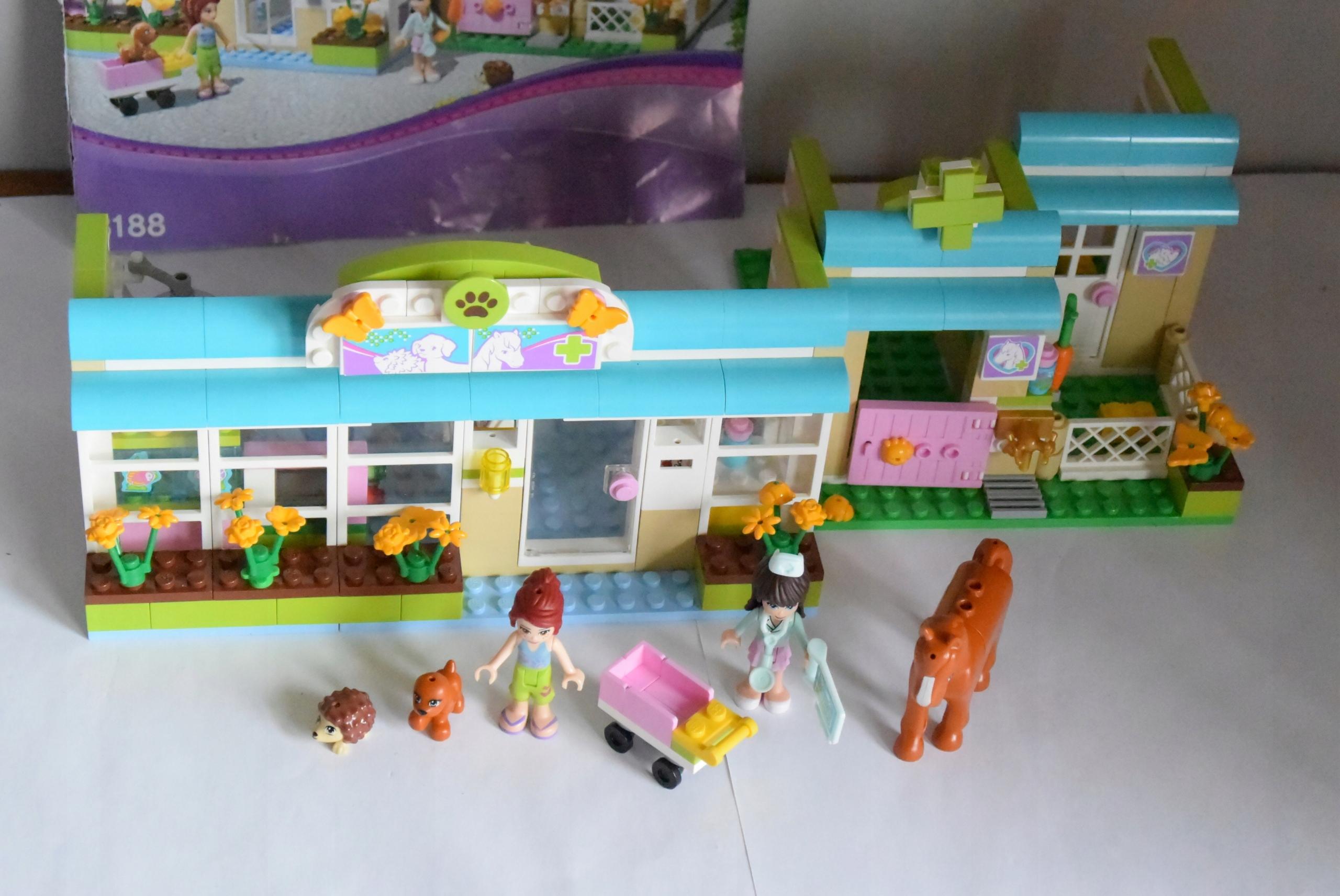Klocki Lego Friends 3188 Weterynarz Duży 7480593250 Oficjalne