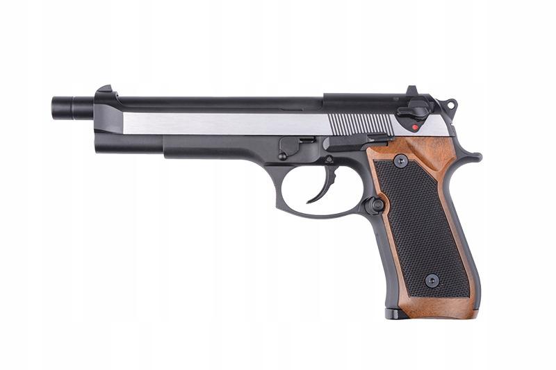 Pistolet M-92 wersja L - ASG | REPLIKA