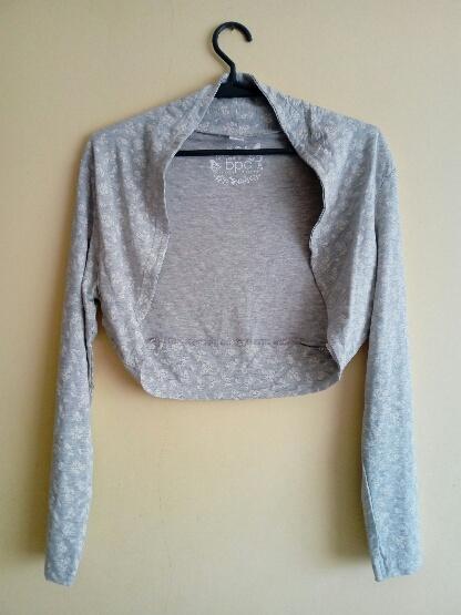 NOWE 152 158 BONPRIX bolerko sweterek