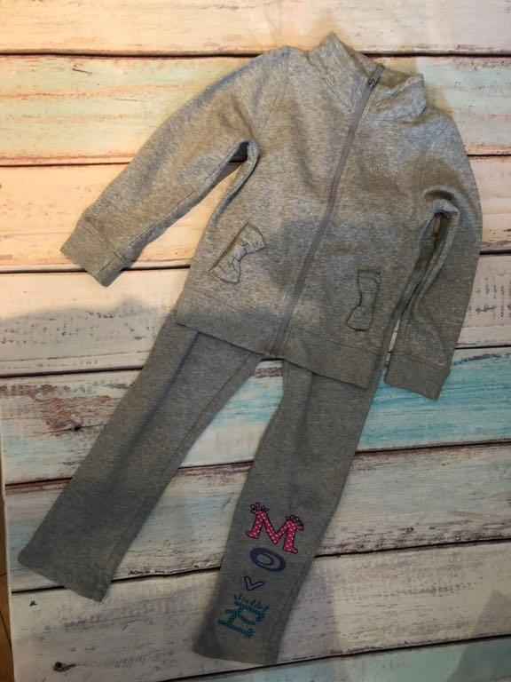 Bluza +spodnie cool club r.122