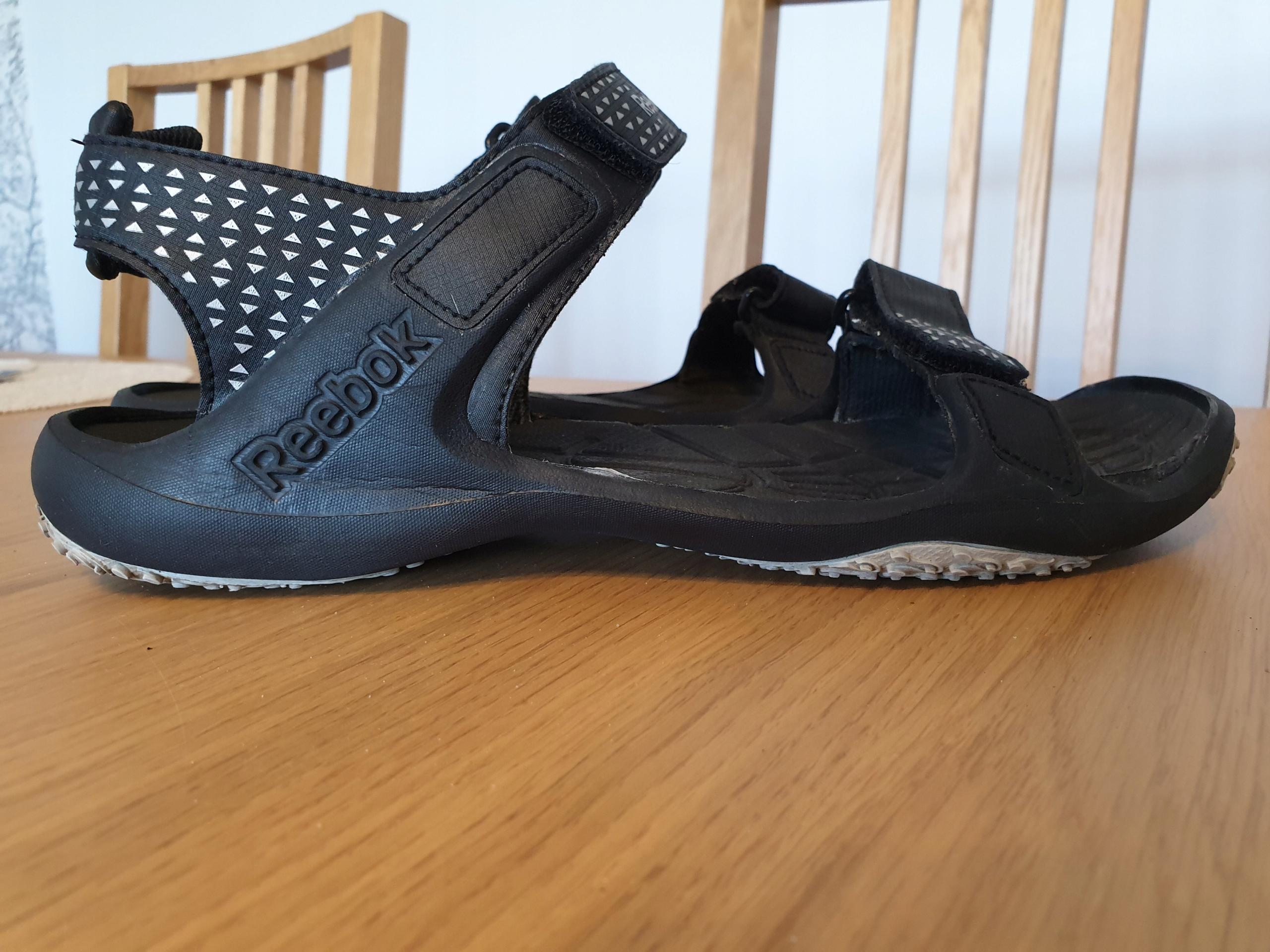 Sportowe sandały REEBOK TRAIL SERPENT II V45105 42