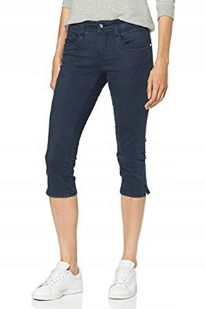TOM TAILOR ALEXA CAPRI - Szorty jeansowe r.33 P1