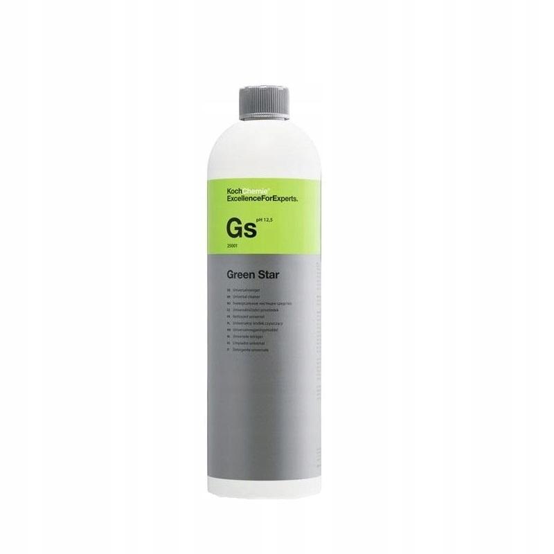 Koch Chemie Green Star APC 1L plastiki wnętrze