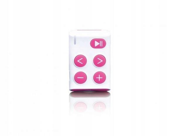 LENCO Xemio 154 różowy MP3 player