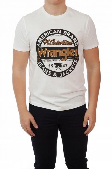 T-SHIRT WRANGLER W7C01FK02 r. XXXL