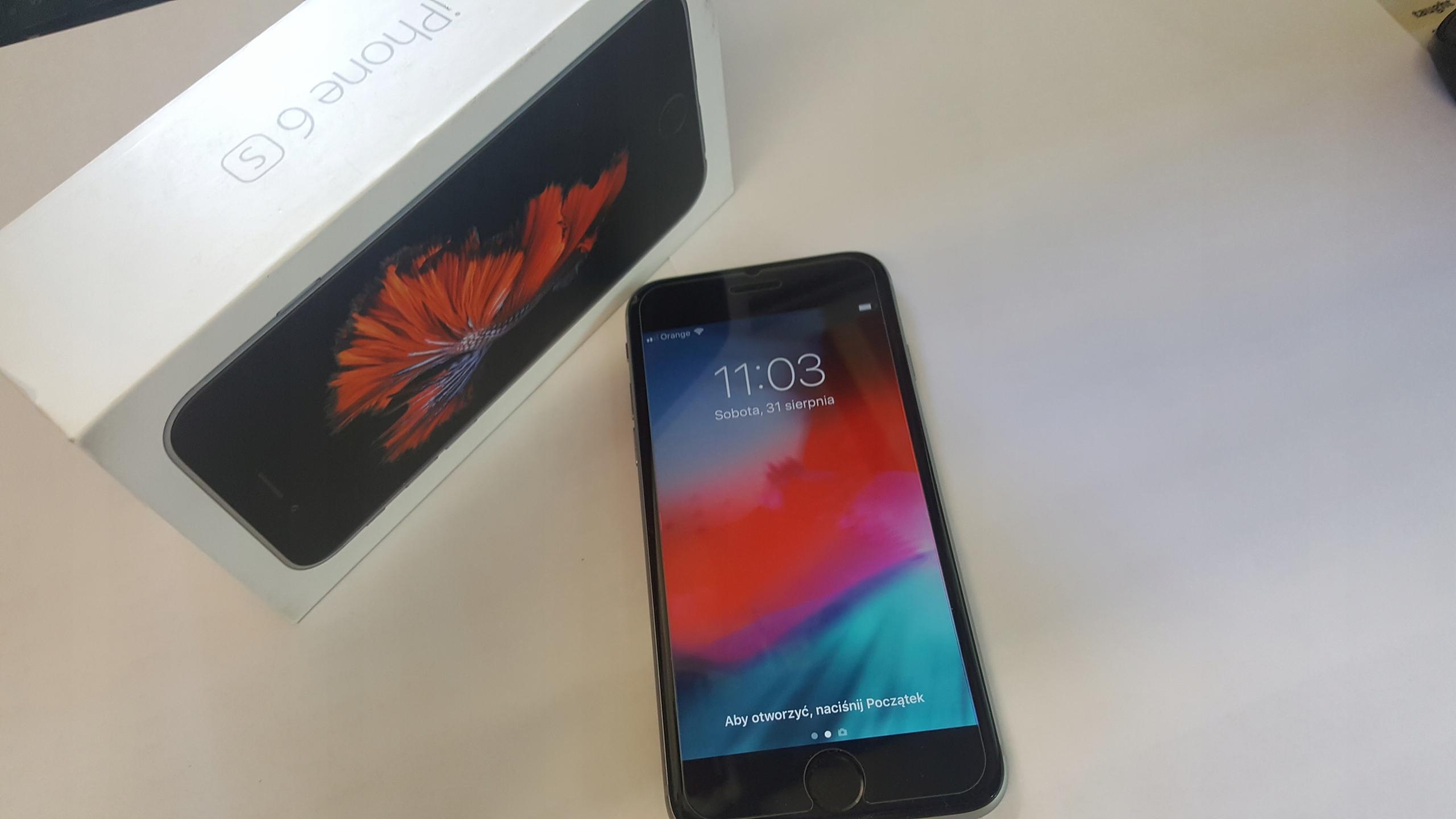 Apple iPhone 6S !! 32 GB!! GWARANCJA!! 7118/19