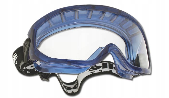 Bolle Safety - Gogle Ochronne - BLAST - Wentylowan