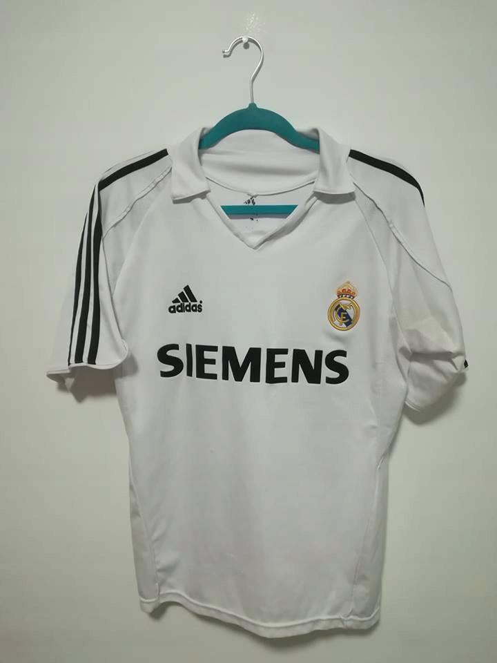 Koszulka Piłkarska Real Madryt 2005/2006 Adidas M
